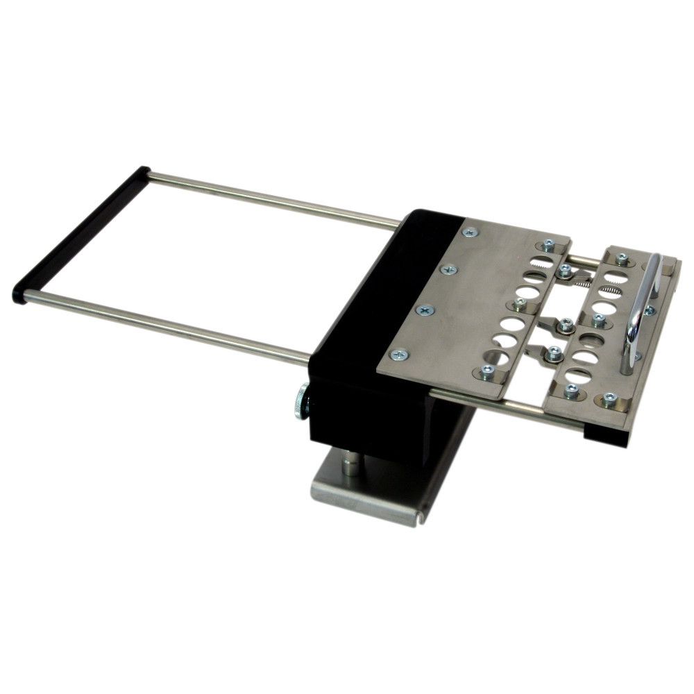 PCB clamping holder with 3 fingers adjustable