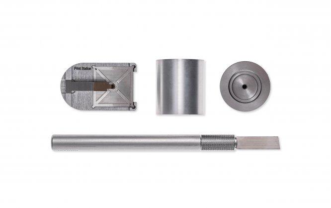 Martin-1403-APP Tool Printer, Pedestal, Squeegee