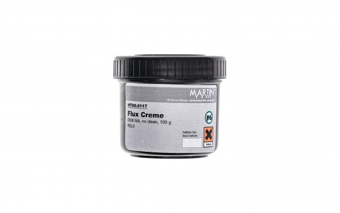 Martin-4302-Flux Creme lead free 100g