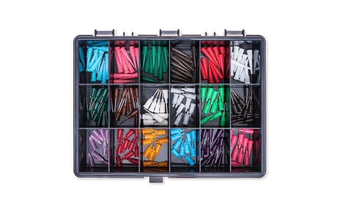 Martin-4570-Dispensing needles, nozzles set