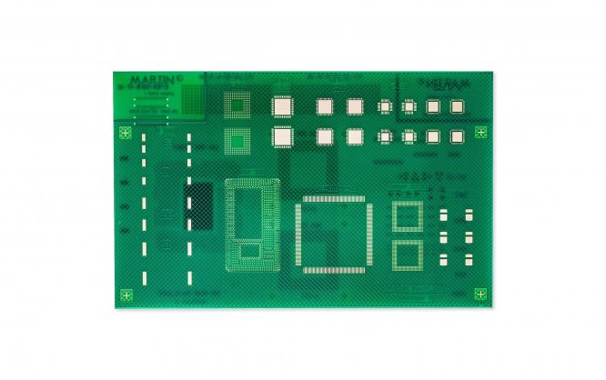 Martin-4701-PCB MARTIN for training lead free