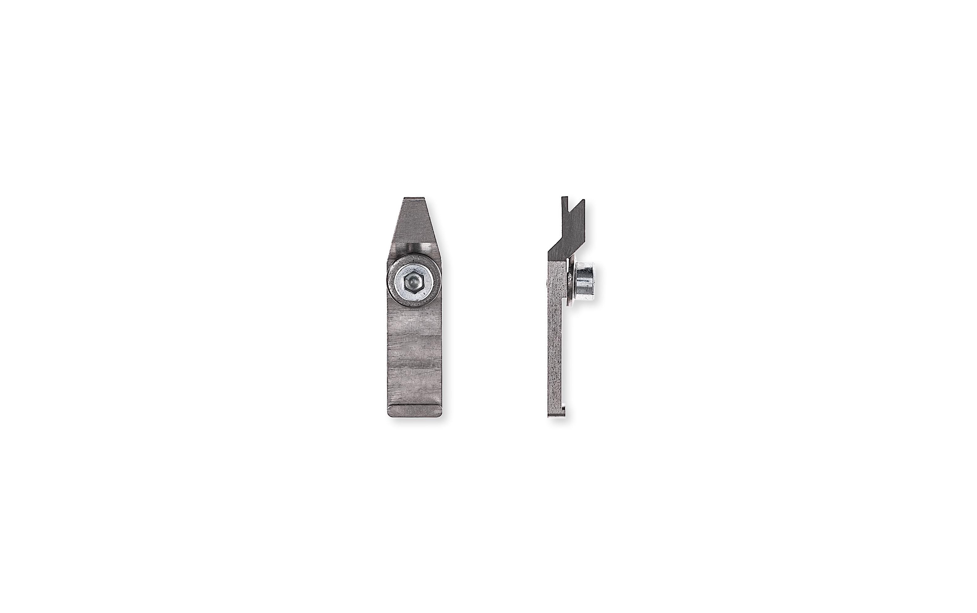 Finger für Leiterplatten-Klemmhalter