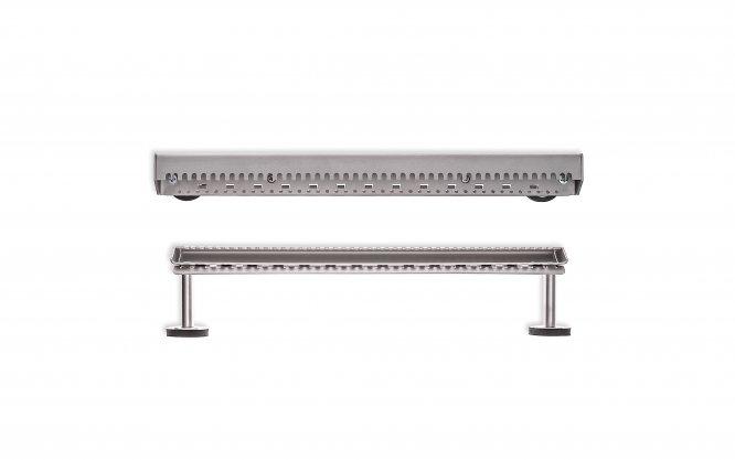 Martin-5130-PCB magnet holder rail h=55,5mm