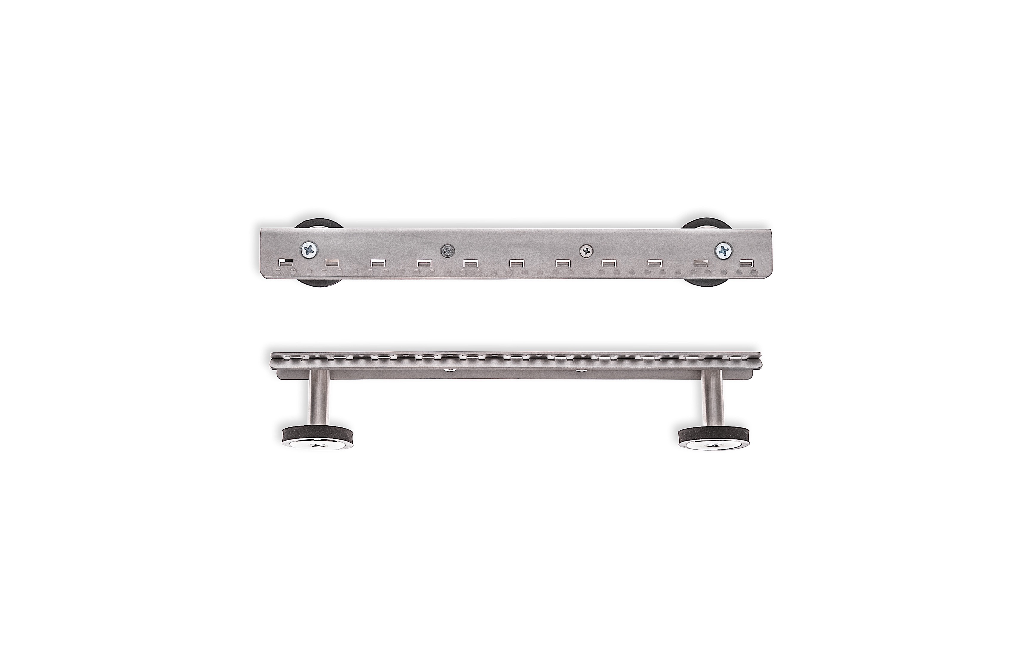 PCB magnet holder rail, h=20mm, l=300mm