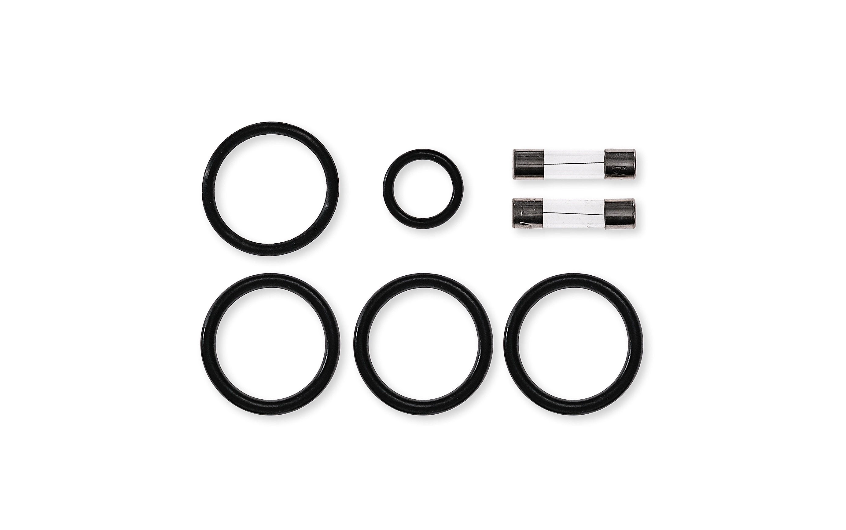 Fuses and O-rings for Expert 04.6/ 05.6