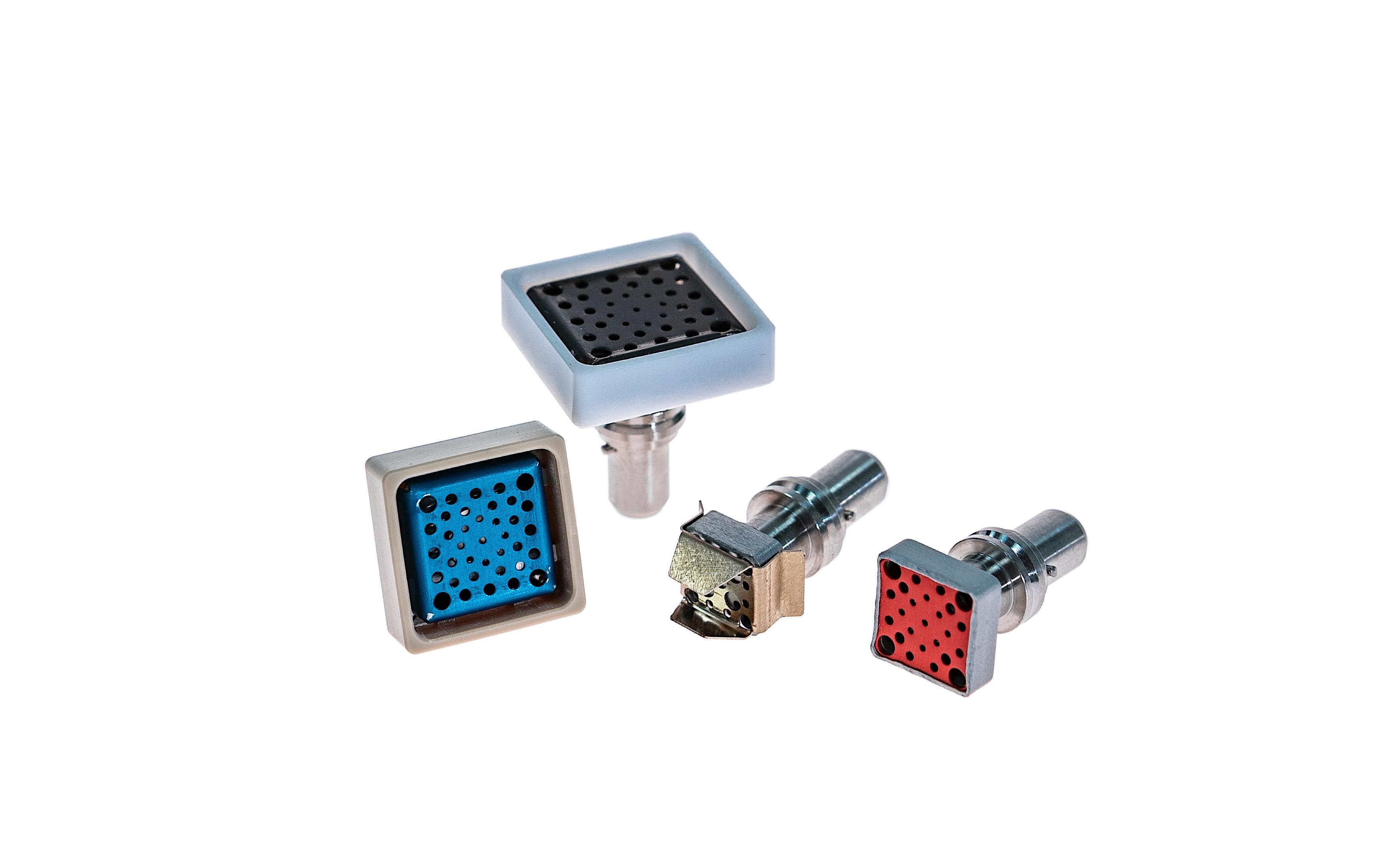 Solder nozzle CSP/QFN 06*12mm (lead free)