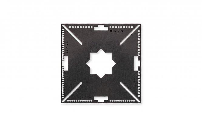 Martin-7300- Star Tool BGA 37.5x37.5mm