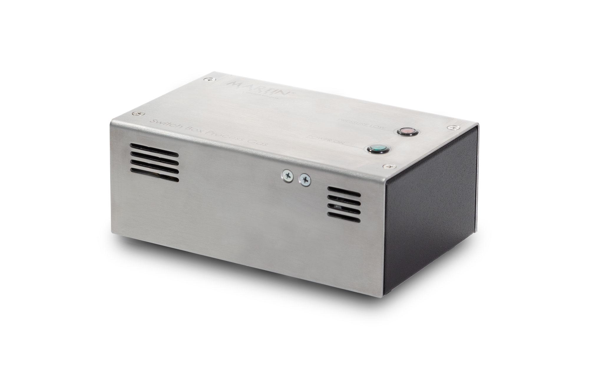 Switch-Box Prozessgas
