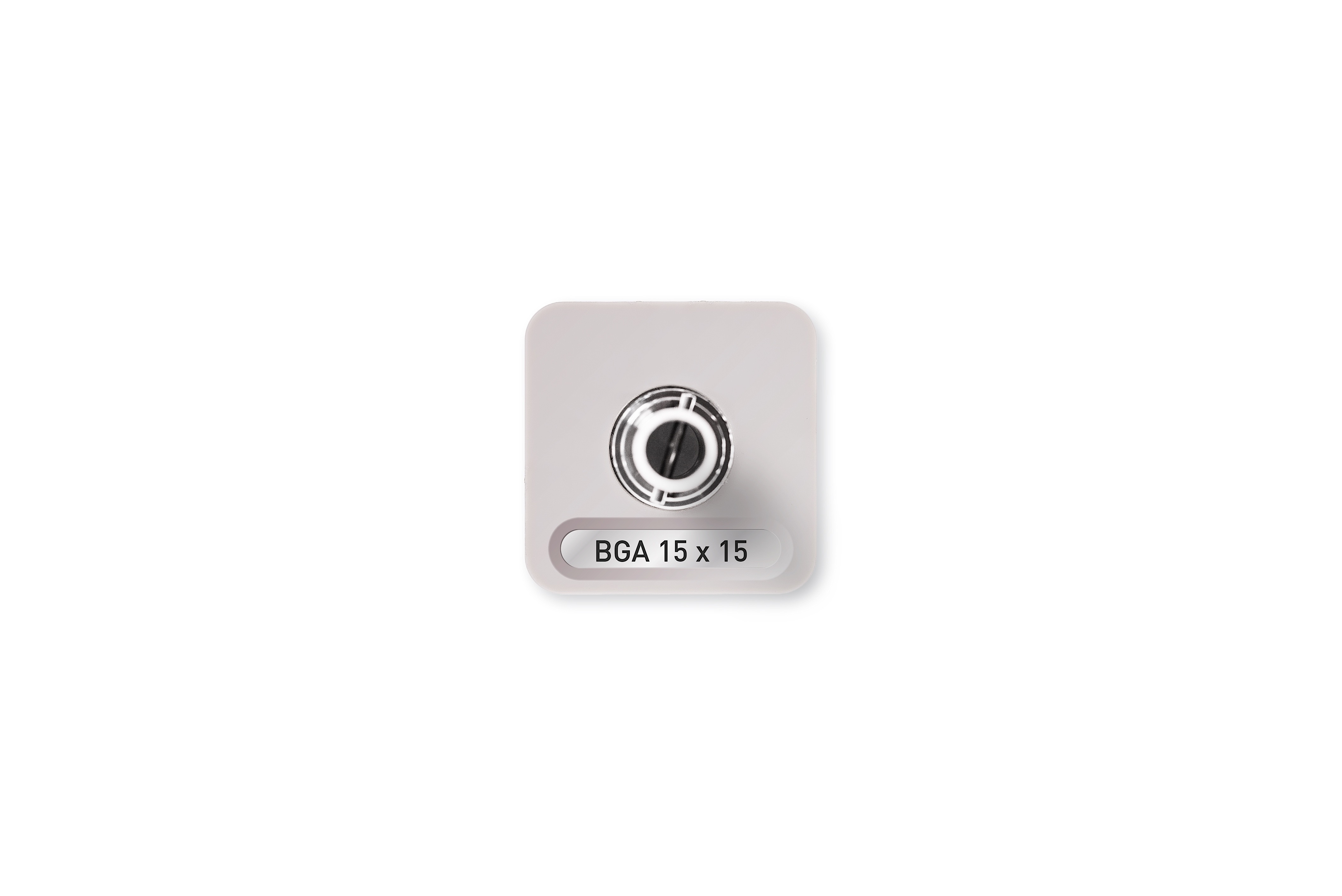 Solder nozzle BGA 15*15mm
