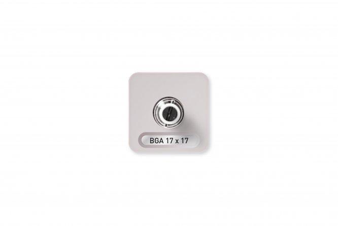 Solder nozzle BGA 17x17