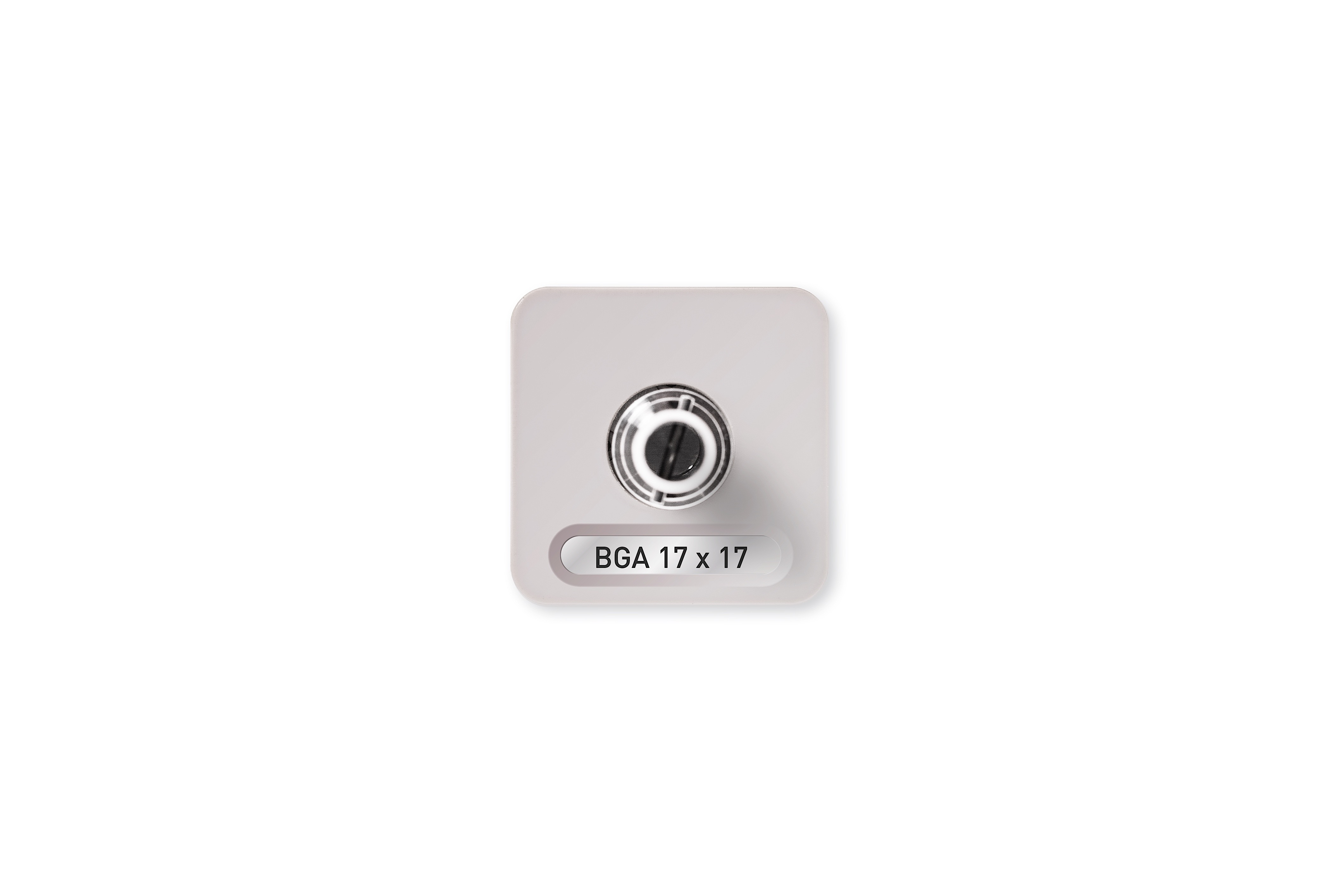 Solder nozzle BGA 17*17mm