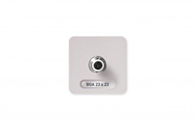 Solder nozzle BGA 23x23
