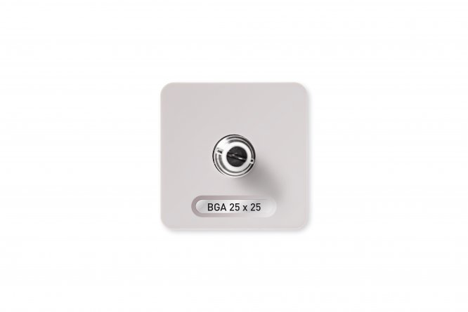 Solder nozzle BGA 25x25