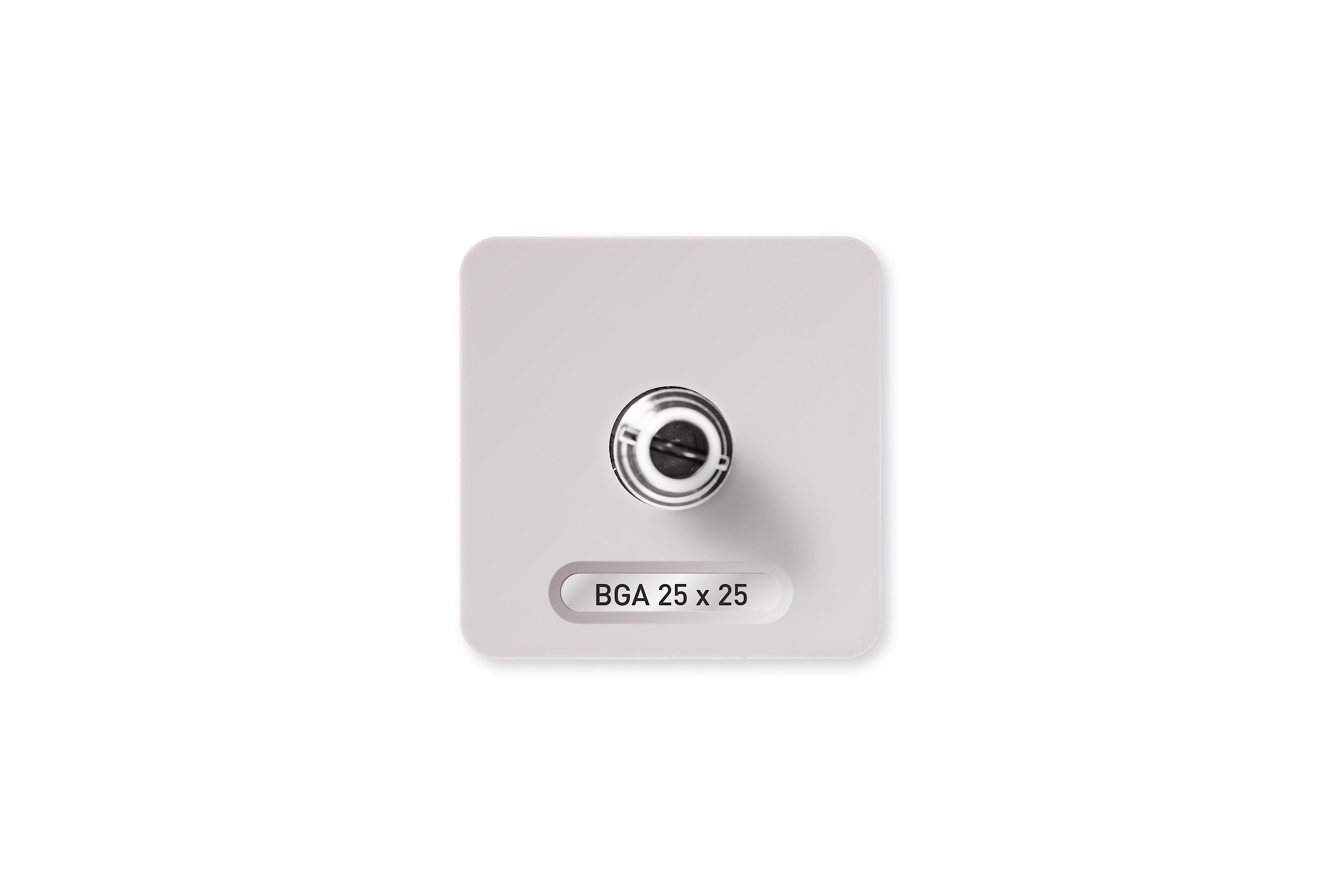 Solder nozzle BGA 25*25mm