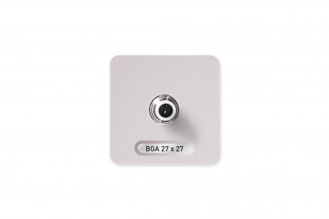 Solder nozzle BGA 27x27