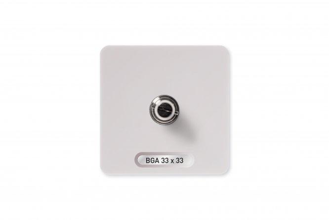 Solder nozzle BGA 33x33