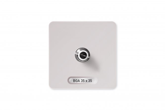 Solder nozzle BGA 35 x 35