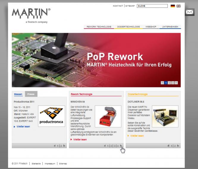web-relaunch