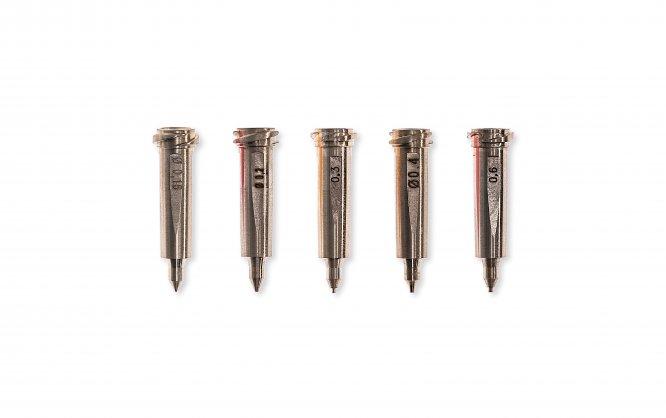 Martin-4430-Metal dispensing nozzles