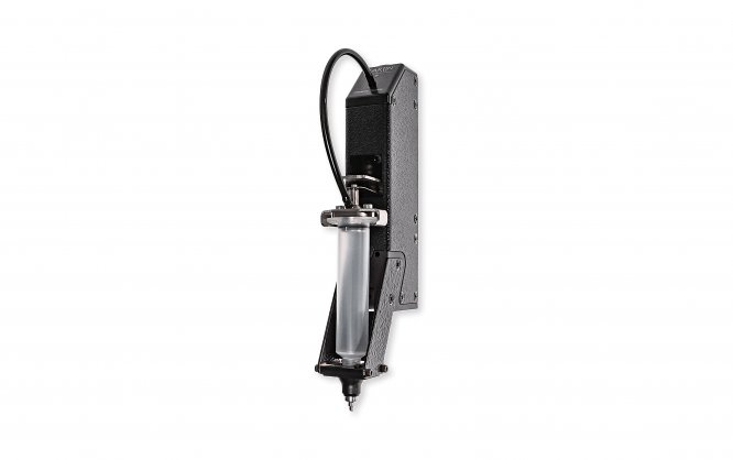 Martin-2711-Dispensing head with nozzle heating